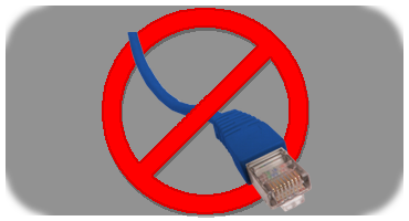 Ethernet has a self-assigned ip address and will not