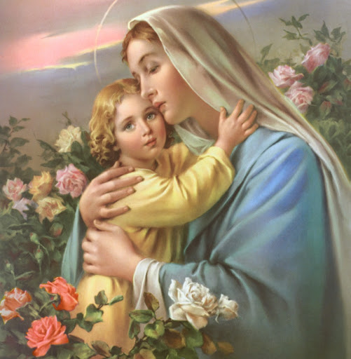 Quién es la Virgen María y qué aspectos podemos distinguir de ella ...