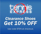 10% off Shoes Code: STEN