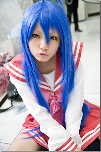 lucky star cosplay - izumi konata 06 by aka-san