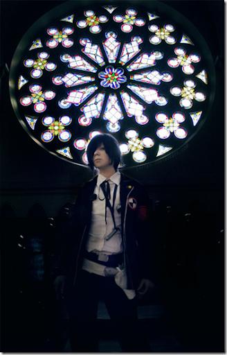 shin megami tensei: persona 3 cosplay - minato arisato by lirlys