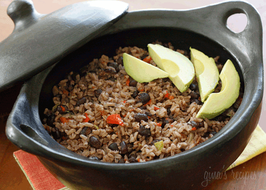Arroz Congri (Cuban Rice And Black Beans) Recipe — Dishmaps