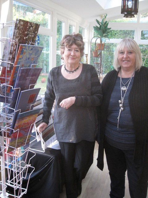 A BIG thank you to Jan Beaney & Jean Littlejohn