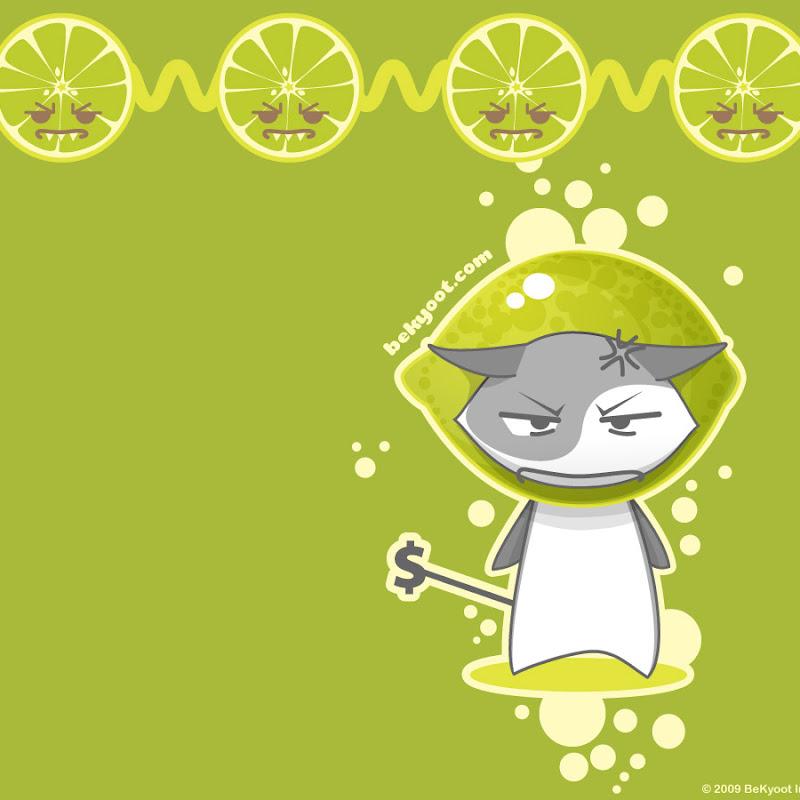 Bekyoot limão