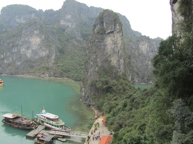 Halong Bay tour