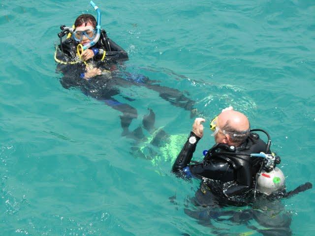 Nha Trang diving