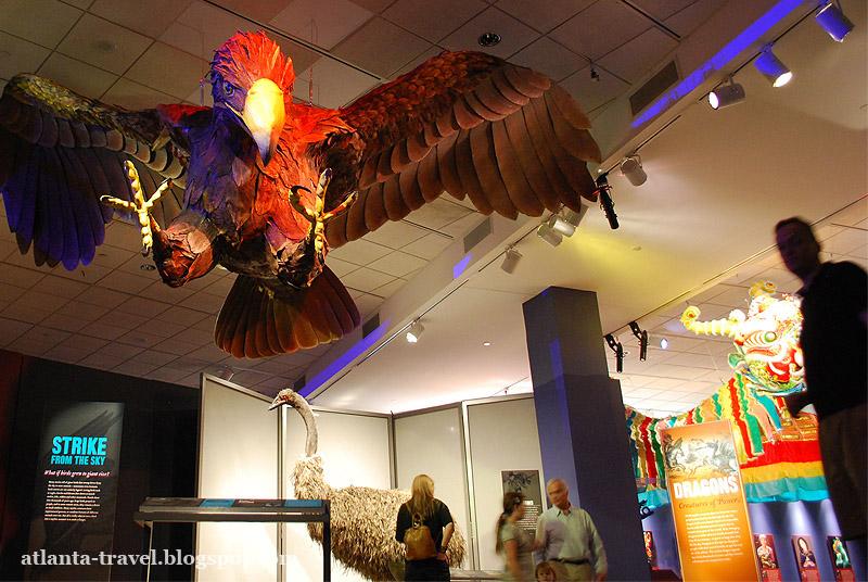 Мифический Существа - Птица Рух