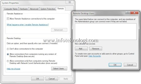 Tutorial Remote Desktop