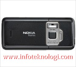 Ponsel kamera Nokia