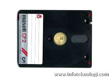 Gambar disket 3 inchi buatan matsushita