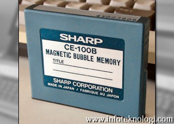 Sharp Bubble Memory