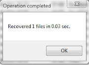 Undelete file di Windows