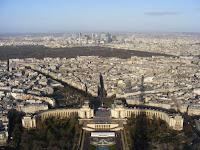 ... pero también permite disfrutar de las mejores vistas de la capital francesa