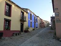 Granadilla es una villa de Cáceres evacuada forzosamente tras inundar sus alrededores