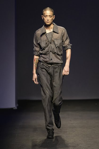 China, Menswear & the Industrial Revolution by Chi Zhang