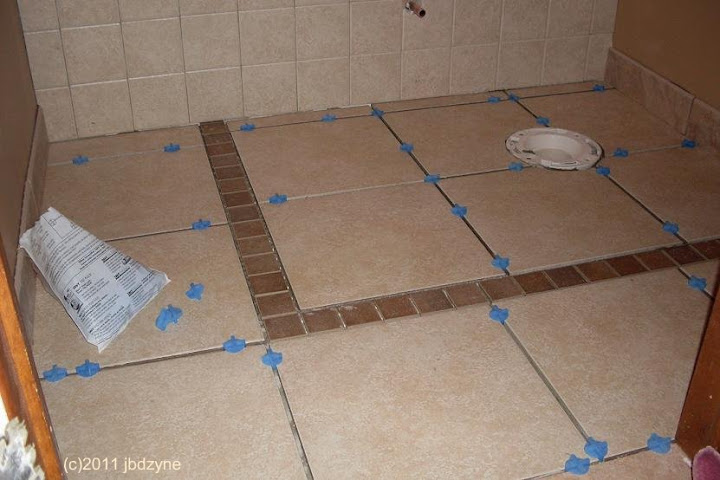 How to do ceramic tile