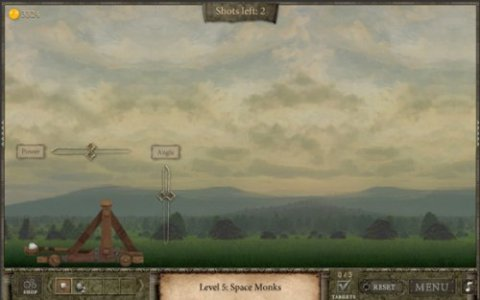 Sieger Master - Flash based game similar to Angry Birds