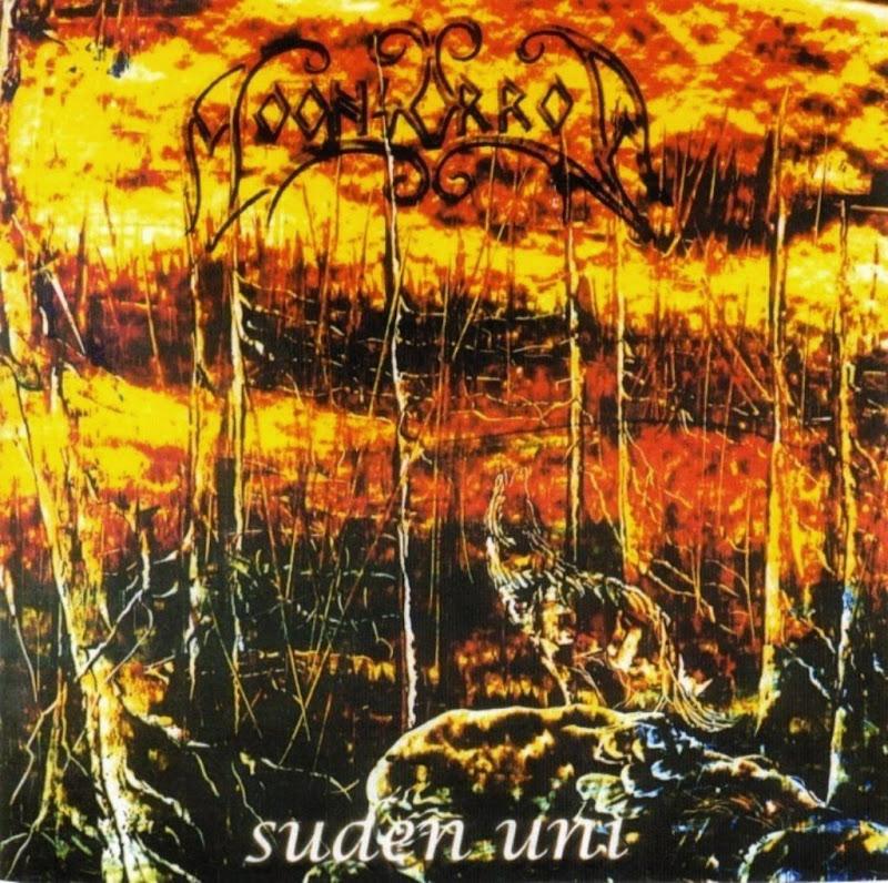 Moonsorrow - 2001 - Suden Uni