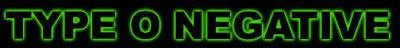 Type O Negative_logo