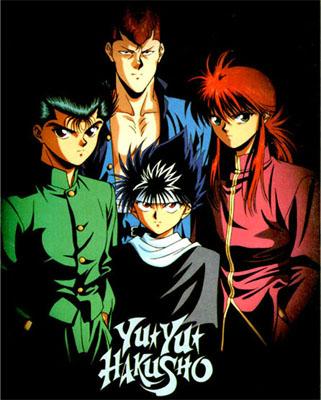 Assistir Yu Yu Hakusho Online Dublado e Legendado