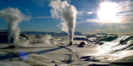 Eneregia Geotermica