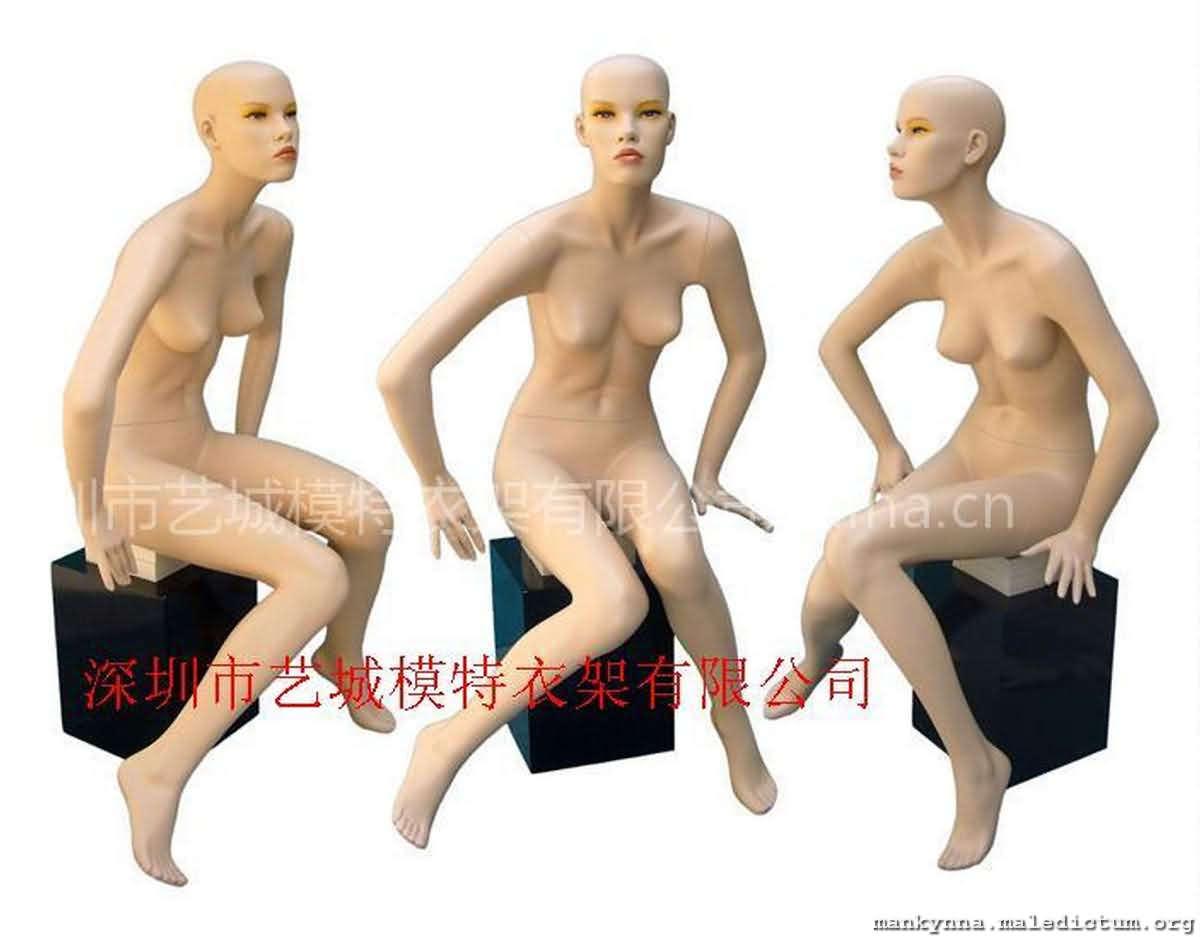 Три лика выразительного манекена