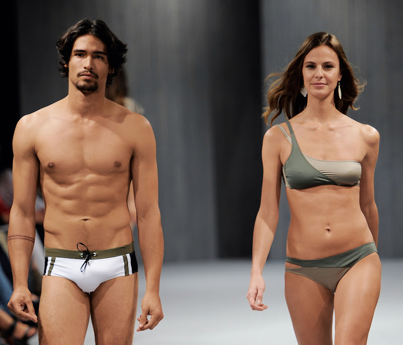 Undercolors Of Benetton, Swinwear Fashion Show primavera verano 2011