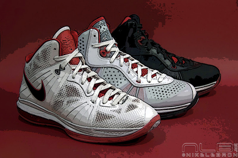 lebron 8 v1. Nike LeBron 8 V3