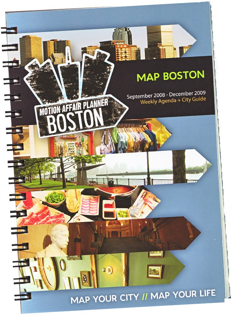 Introducing... MAP Boston