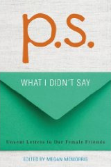 Book Release: PS What I Didn't Say