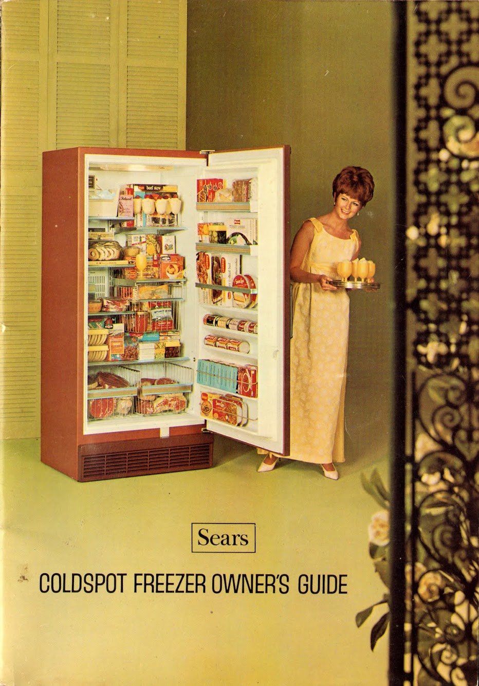 Sears Coldspot Freezer