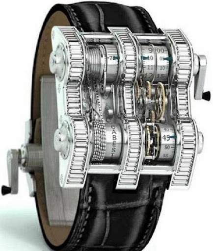 cool and unusual watch