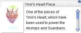Ymir's Heart Piece