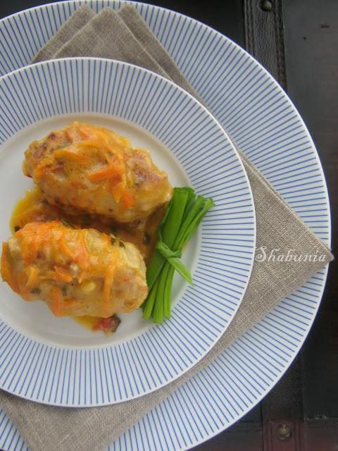 Ленивые голубцы с подливкой рецепт с фото