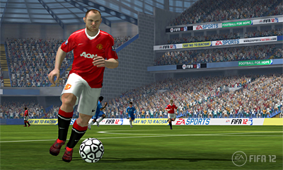 FIFA12 3DS - Rooney
