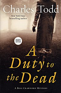A Duty to the Dead — Charles Todd