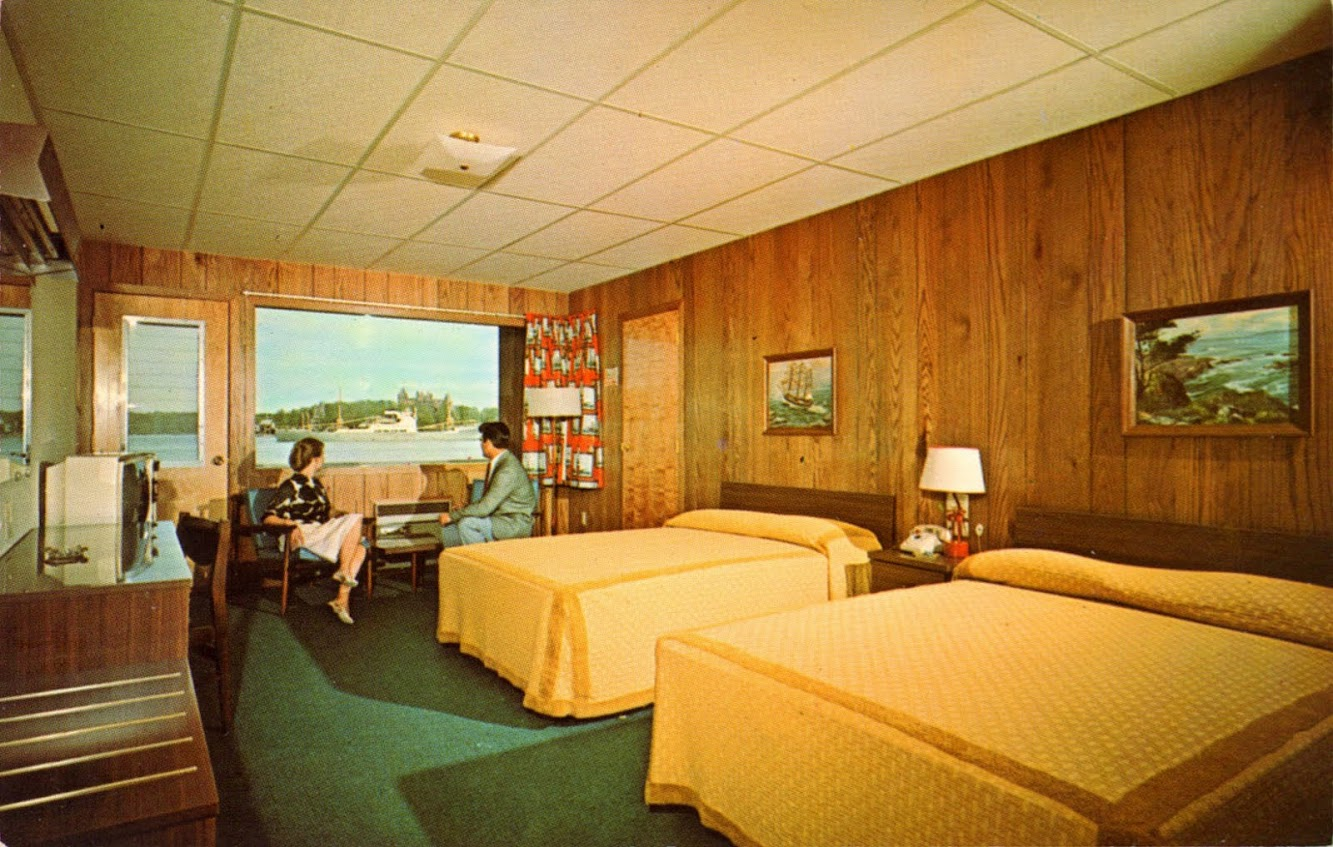 Captain Thomson's Motor Lodge