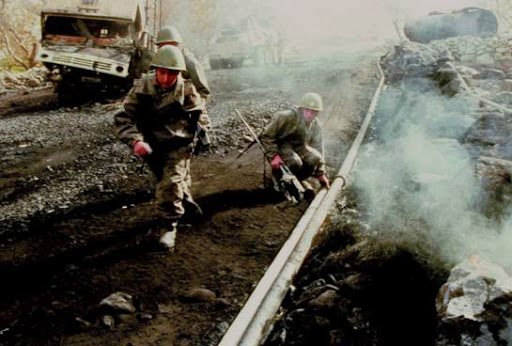 Afganistan 1979-1989, Ograniczony Kontyngent wojsk Radzieckich- wojna logistyczna