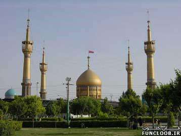 مقبره سید روحالله خمینی در جنوب تهران