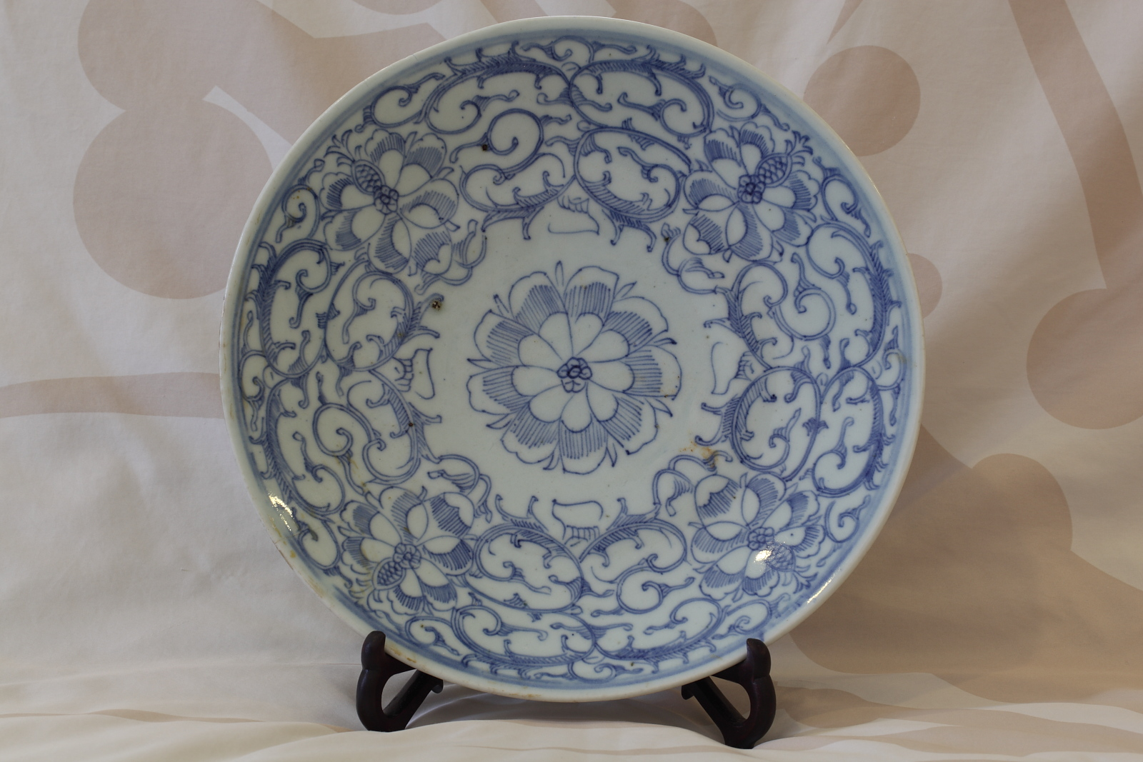 Enticz kitchen qing blue and white porcelain dishes