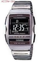 Casio Data Bank : A-220W