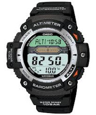 Casio Outgear : SGW-300HD