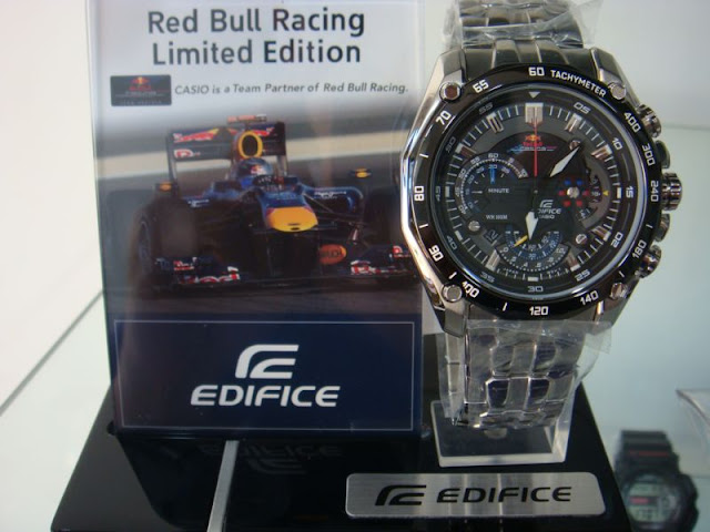 Casio Edifice : EF-550RBSP