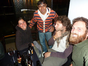 Soirée Couchsurfing à Auckland