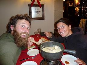 Fondue' de 'fromage