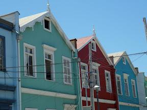 Maisons de Valparaíso