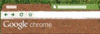 Google Chrome Baseball Teması