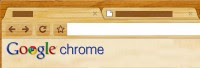 Google Chrome Desktop Tema