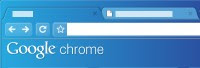 Google Chrome Gradient Tema