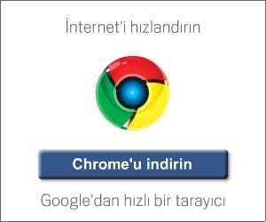 Google Chrome Tanıtımları